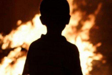 В Кривом Роге во время пожара сгорело трое людей, арестован офицер криворожской части, открылась фотовыставка «Червоного гірника»,, фото-1