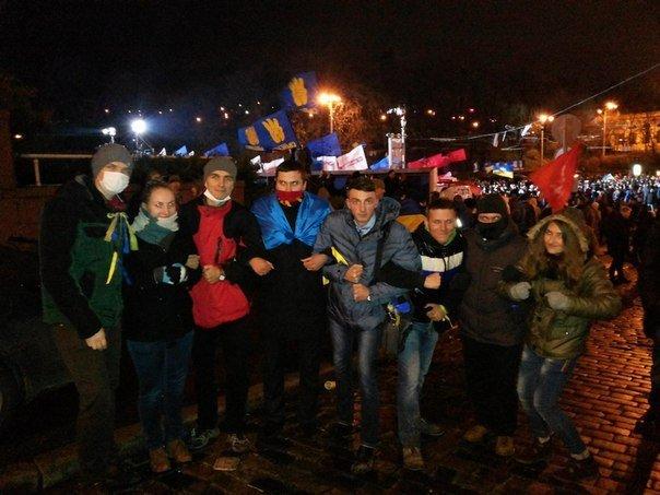 «Евромайдан». Революция достоинства. Год спустя…, фото-1