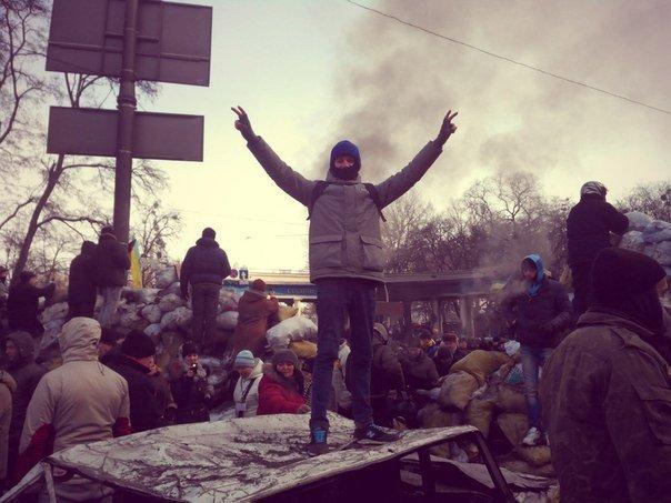 «Евромайдан». Революция достоинства. Год спустя…, фото-5
