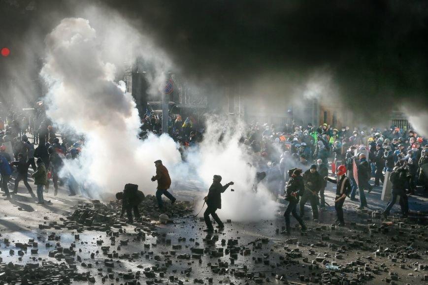 «Евромайдан». Революция достоинства. Год спустя…, фото-4