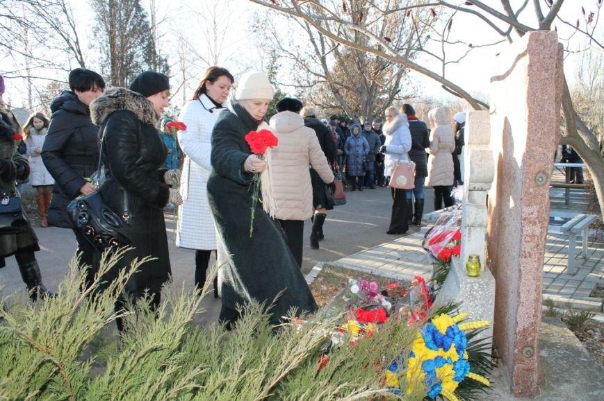 В Артемовске почтили память жертв голодомора, фото-3