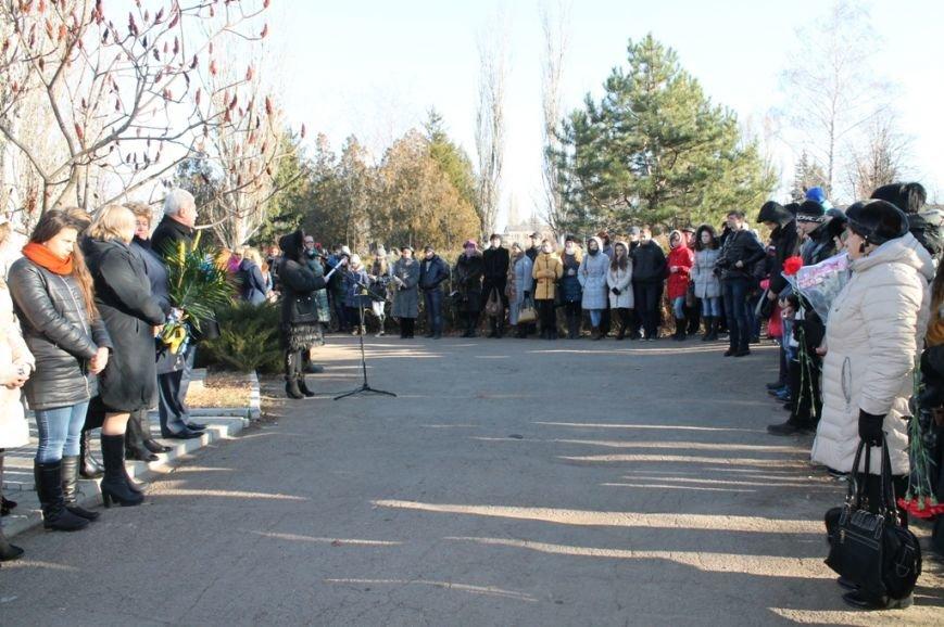 В Артемовске почтили память жертв голодомора, фото-5