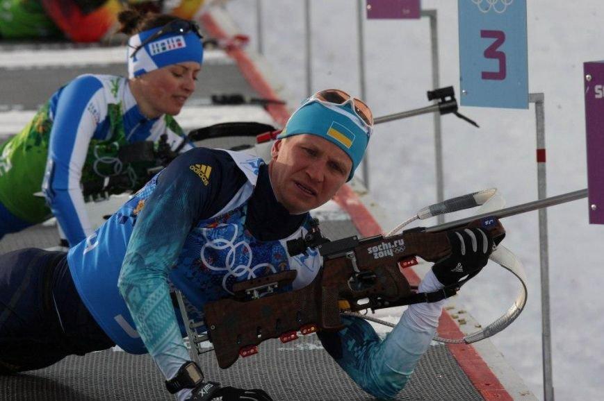 Три биатлониста из Чернигова стартуют в Кубке мира, фото-1