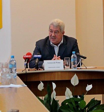 Алексей Рева, городской голова г.Артемовск