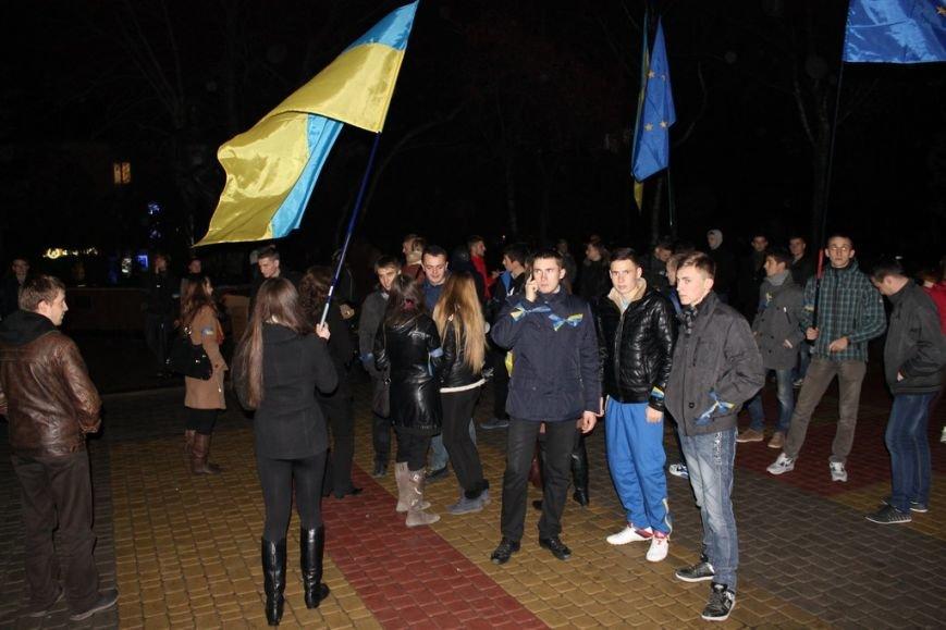 Тернопільська молодь провела свій Євромайдан (фото), фото-2