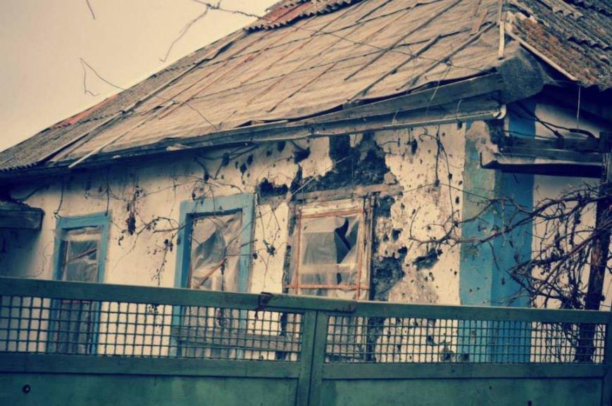 Волонтеры из Киева заблудились по дороге в Мариуполь (ФОТО), фото-4
