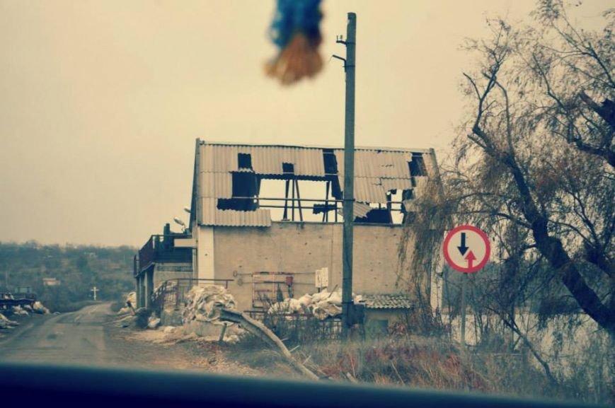 Волонтеры из Киева заблудились по дороге в Мариуполь (ФОТО), фото-1