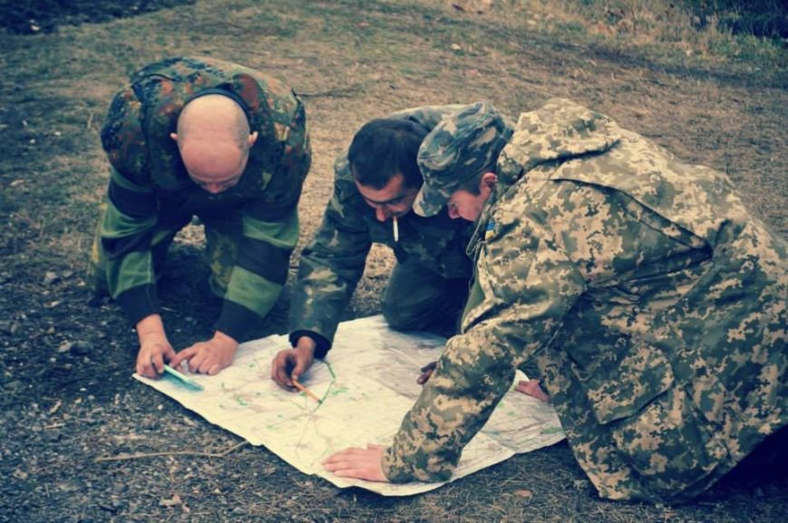 Волонтеры из Киева заблудились по дороге в Мариуполь (ФОТО), фото-5