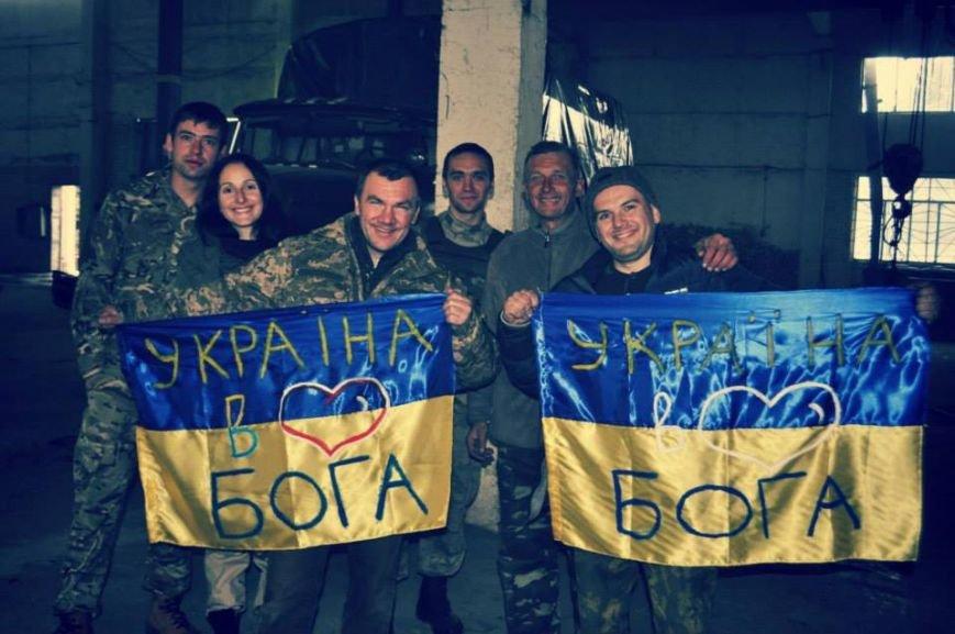 Волонтеры из Киева заблудились по дороге в Мариуполь (ФОТО), фото-9