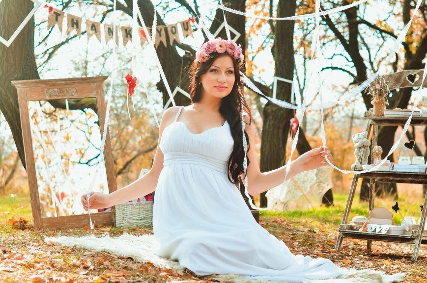 На мастер-классе «В ожидании чуда» одна из беременных участниц выиграла сертификат на визаж от студии ProObraz, фото-8