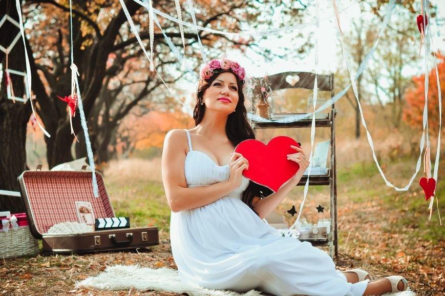 На мастер-классе «В ожидании чуда» одна из беременных участниц выиграла сертификат на визаж от студии ProObraz, фото-7