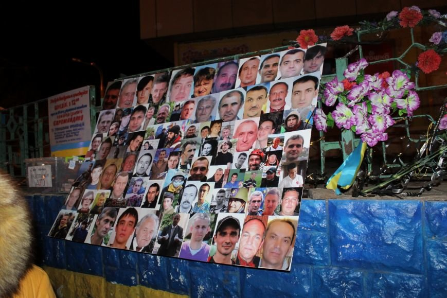 В Кривом Роге активисты собрались на Евромайдан (ФОТО), фото-7