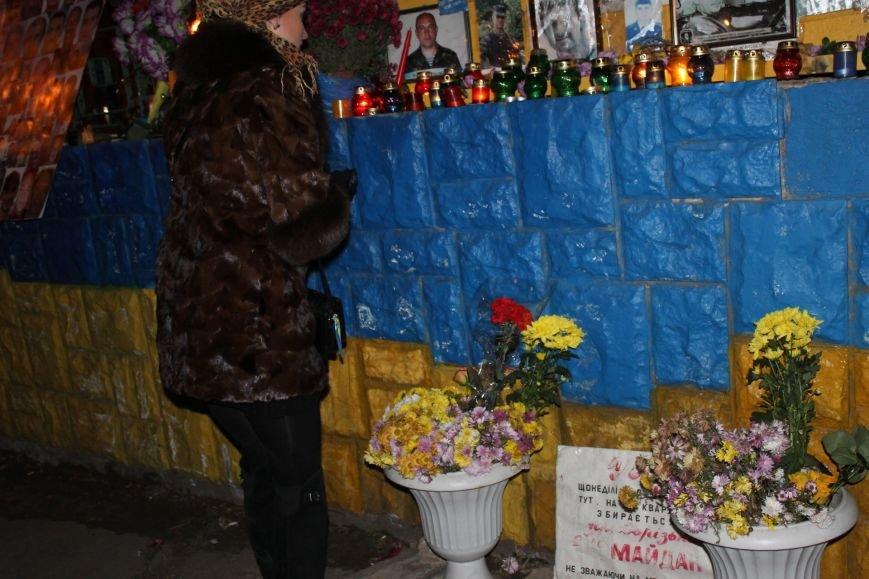 В Кривом Роге активисты собрались на Евромайдан (ФОТО), фото-4