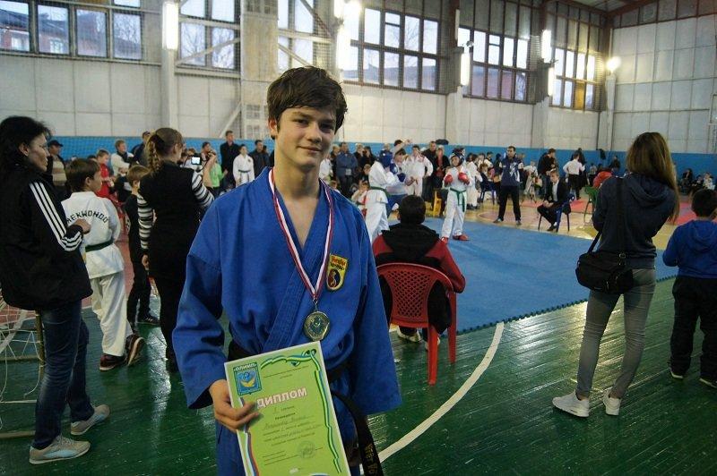 Наши спортсмены привезли из Хадыженска пять наград, фото-1