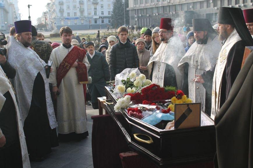 Сумчане попрощались с воином АТО Юрием Ветровым, который погиб в блиндаже (ФОТО), фото-5