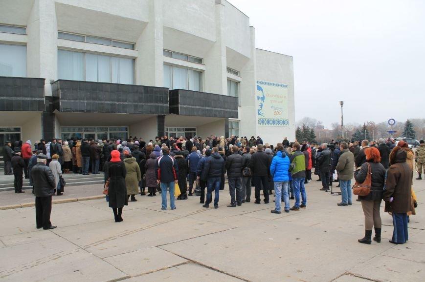 Сумчане попрощались с воином АТО Юрием Ветровым, который погиб в блиндаже (ФОТО), фото-10
