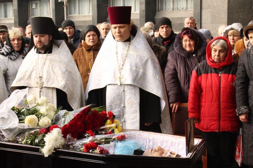 Сумчане попрощались с воином АТО Юрием Ветровым, который погиб в блиндаже (ФОТО), фото-6