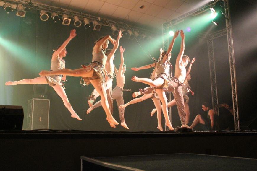 В Кривом Роге показали театрализированное представление «Україна. Дух Волі» (ФОТО), фото-9