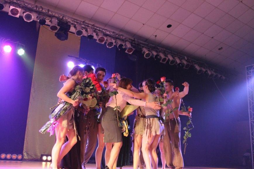 В Кривом Роге показали театрализированное представление «Україна. Дух Волі» (ФОТО), фото-11