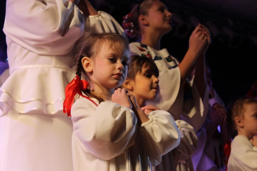 В Кривом Роге показали театрализированное представление «Україна. Дух Волі» (ФОТО), фото-1