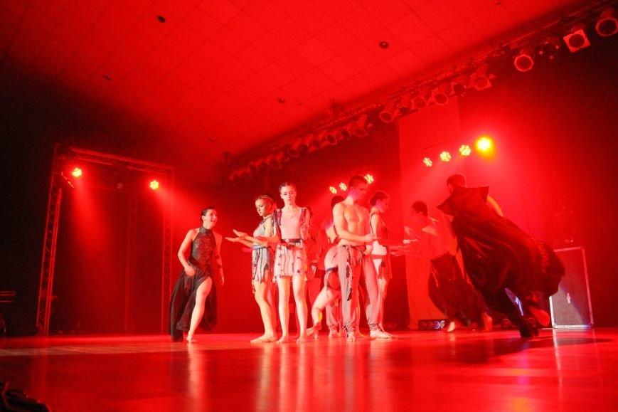 В Кривом Роге показали театрализированное представление «Україна. Дух Волі» (ФОТО), фото-4
