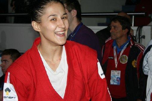 Спортсменка из Чернигова стала чемпионкой мира по самбо, фото-1