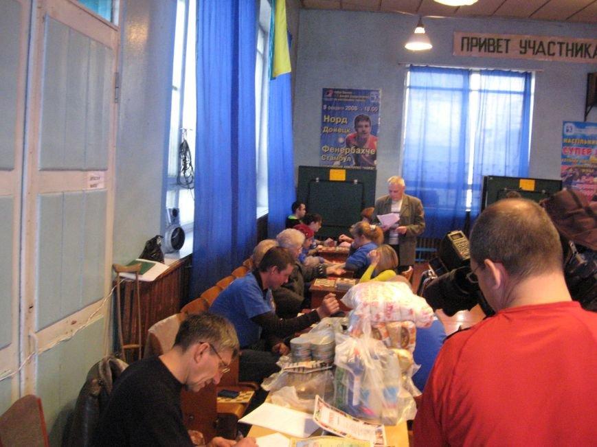 В Красноармейске прошла спартакиада для людей с ограниченными физическими возможностями, фото-1