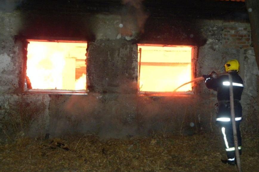 В Чернигове сгорела столярная мастерская на Шерстянке, фото-4