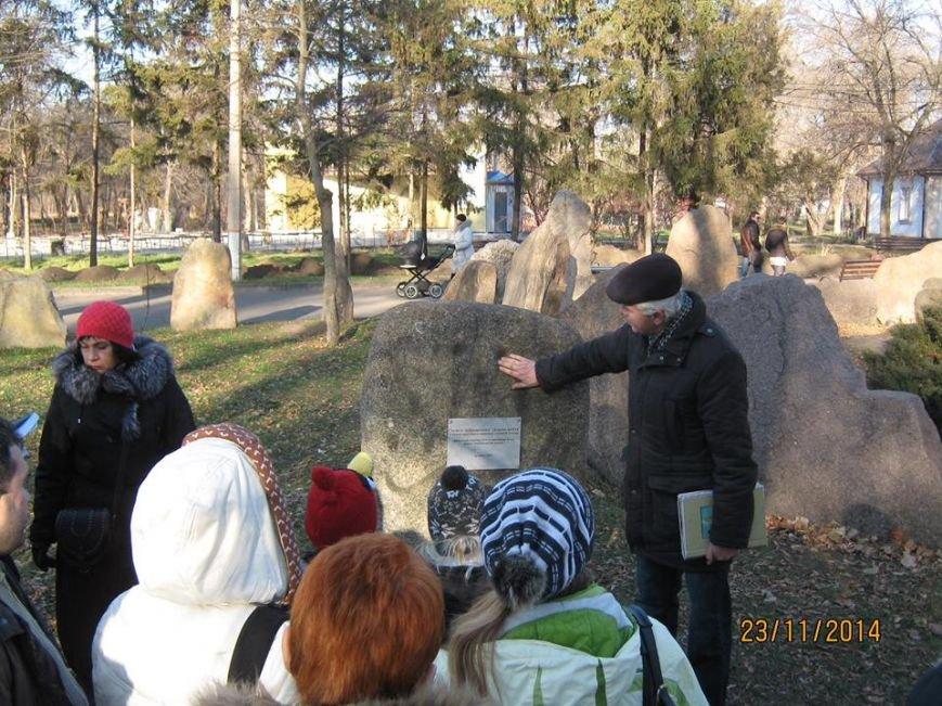 Криворожанам рассказали, почему на месте памятника Ленину поставлен крест, фото-3
