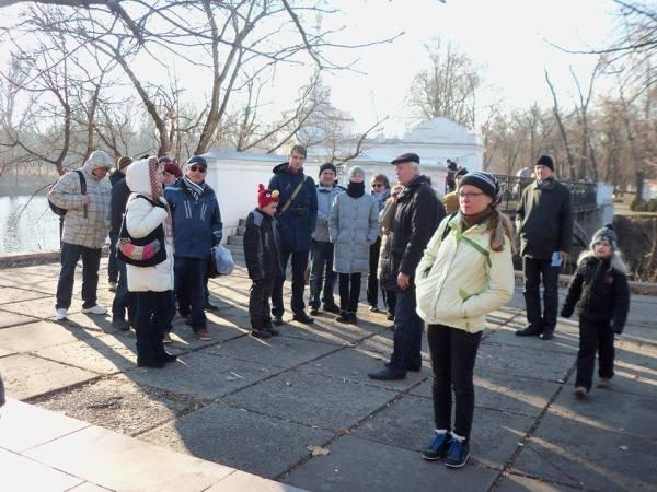 Криворожанам рассказали, почему на месте памятника Ленину поставлен крест, фото-7