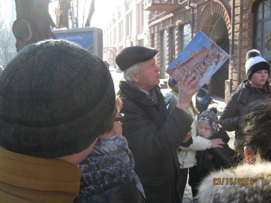 Криворожанам рассказали, почему на месте памятника Ленину поставлен крест, фото-5
