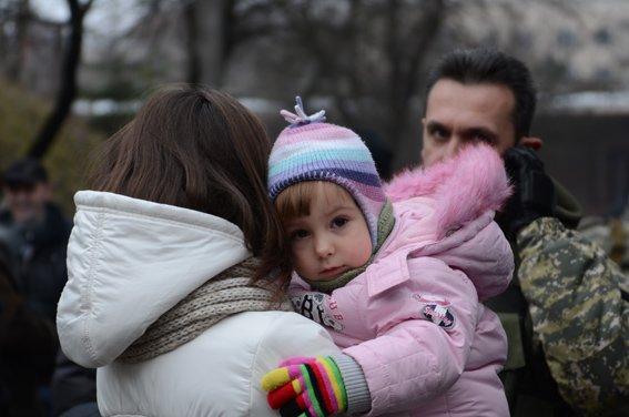 Тернопільські убозівці поїхали в зону АТО (фото), фото-2