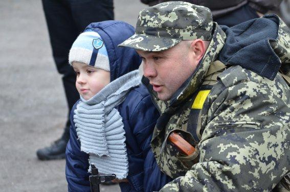 Тернопільські убозівці поїхали в зону АТО (фото), фото-1