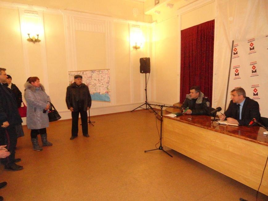 Родственники похищенных мариупольцев обратились к городской власти за помощью (ФОТО), фото-2