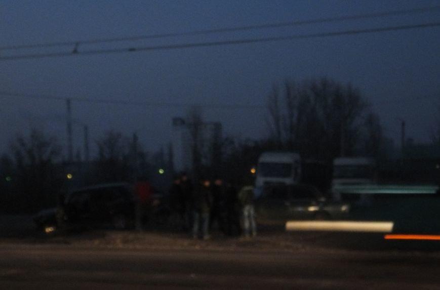 В Кировограде на 101-ом произошло ДТП, фото-1