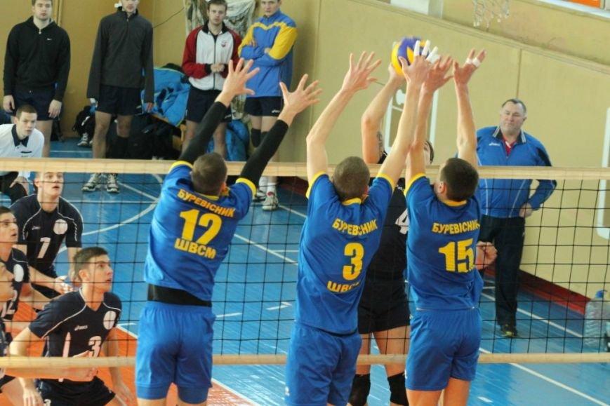 Черниговские студенты с харьковскими юристами обменялись победами, фото-8