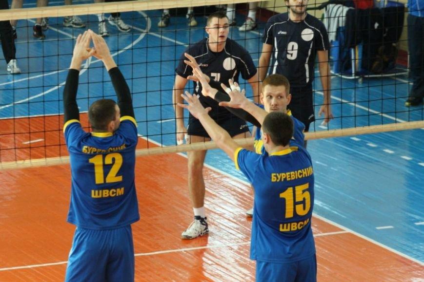 Черниговские студенты с харьковскими юристами обменялись победами, фото-7