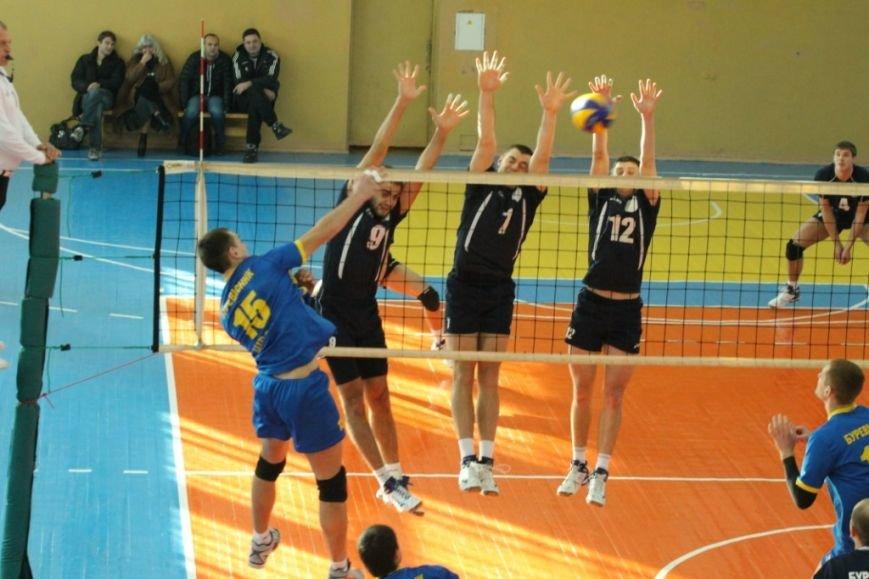 Черниговские студенты с харьковскими юристами обменялись победами, фото-6