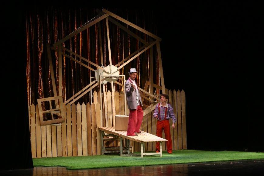 Спектакль Чудики в Тольятти