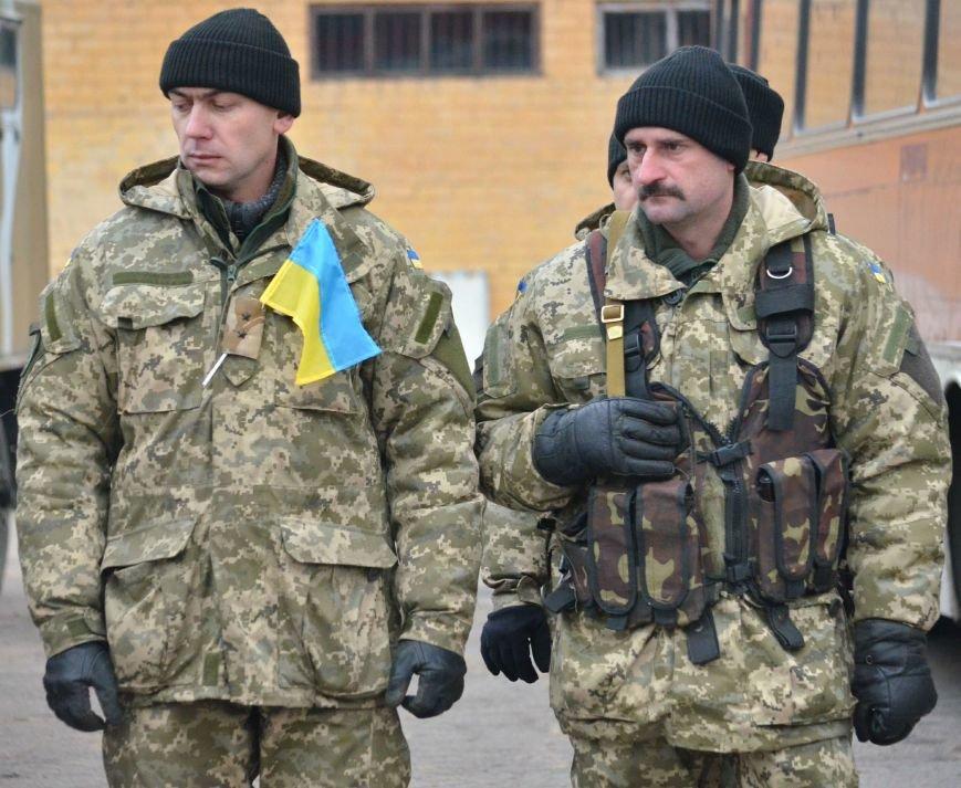 Бойцы запорожского спецподразделения «Сармат» отправились в зону АТО (ФОТО), фото-3