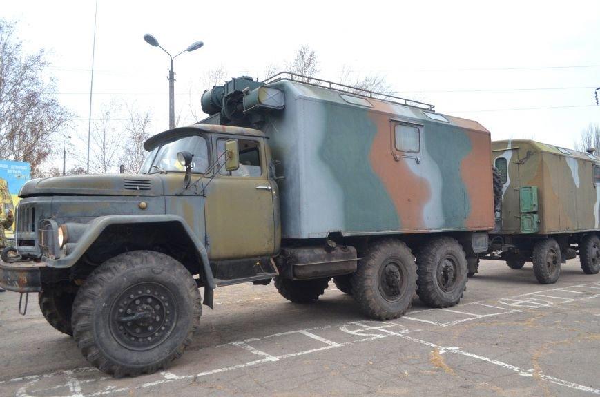 Бойцы запорожского спецподразделения «Сармат» отправились в зону АТО (ФОТО), фото-12