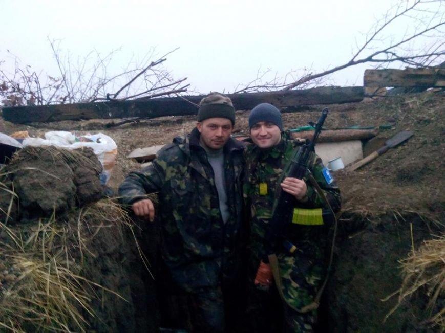 Тернопільські автомайданівці потрапили під обстріл в зоні АТО (фото), фото-2