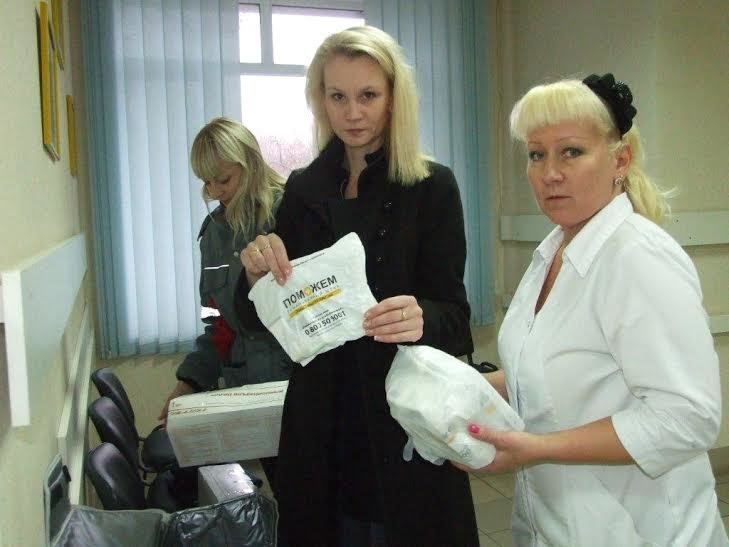 Гуманитарный штаб при Фонде Рината Ахметова доставил в Авдеевку инсулин (фото) - фото 1