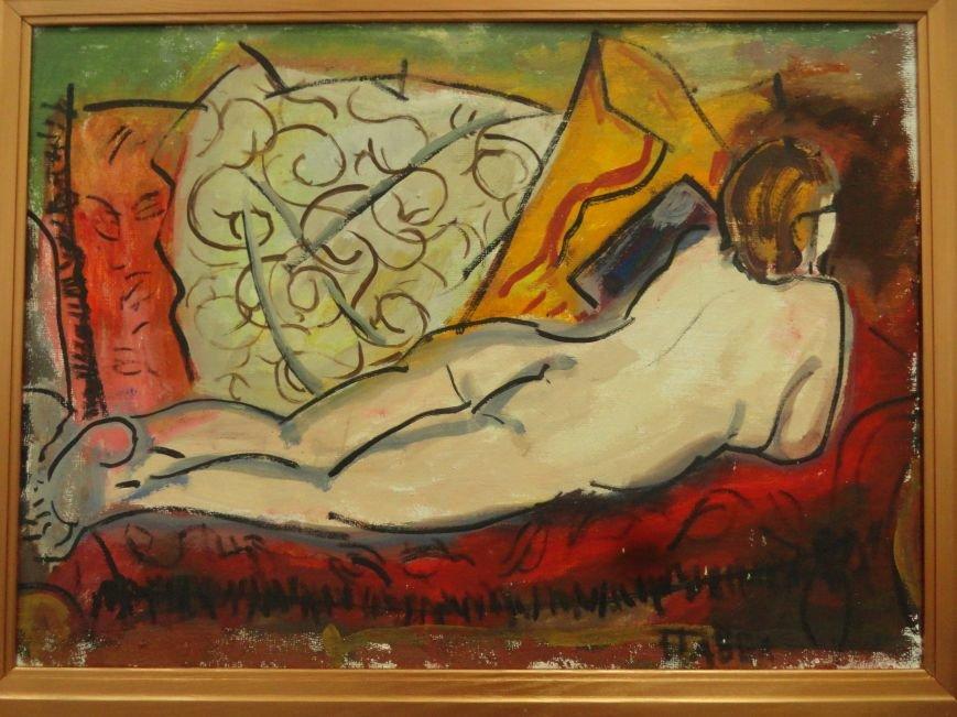 Лига вольных художников предложила мариупольцам «Другое искусство» (ФОТОРЕПОРТАЖ), фото-1