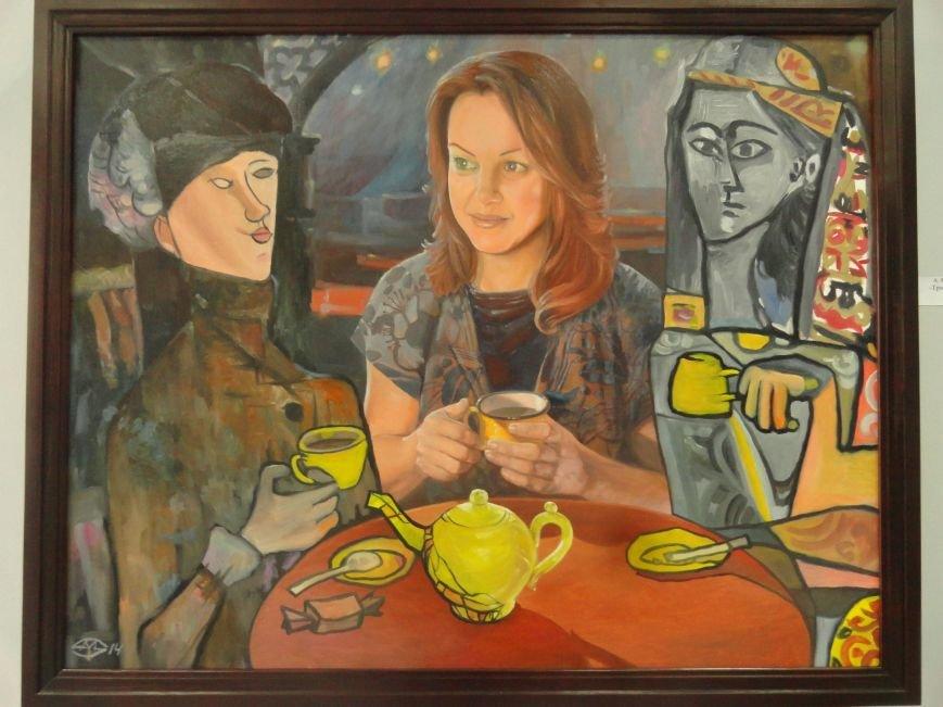 Лига вольных художников предложила мариупольцам «Другое искусство» (ФОТОРЕПОРТАЖ), фото-5