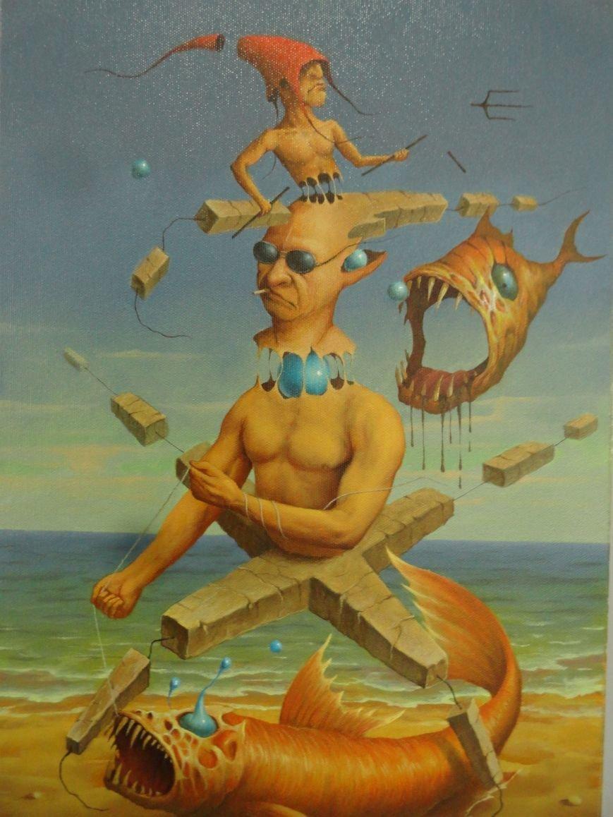 Лига вольных художников предложила мариупольцам «Другое искусство» (ФОТОРЕПОРТАЖ), фото-8
