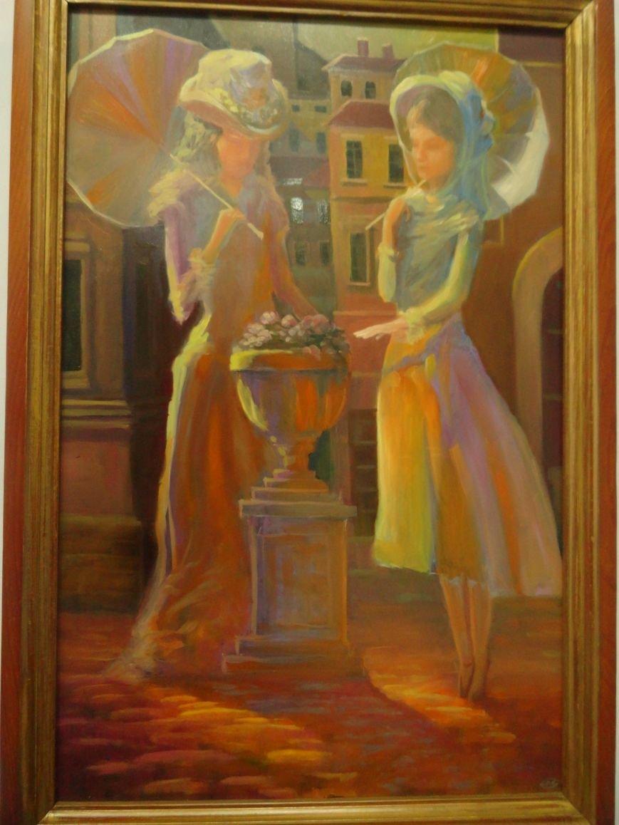 Лига вольных художников предложила мариупольцам «Другое искусство» (ФОТОРЕПОРТАЖ), фото-11