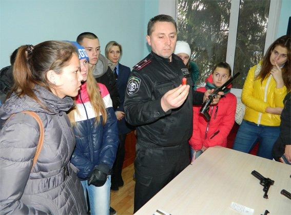 Кіровоградські експерти ділилися з учнями тонкощами своєї професії, фото-3