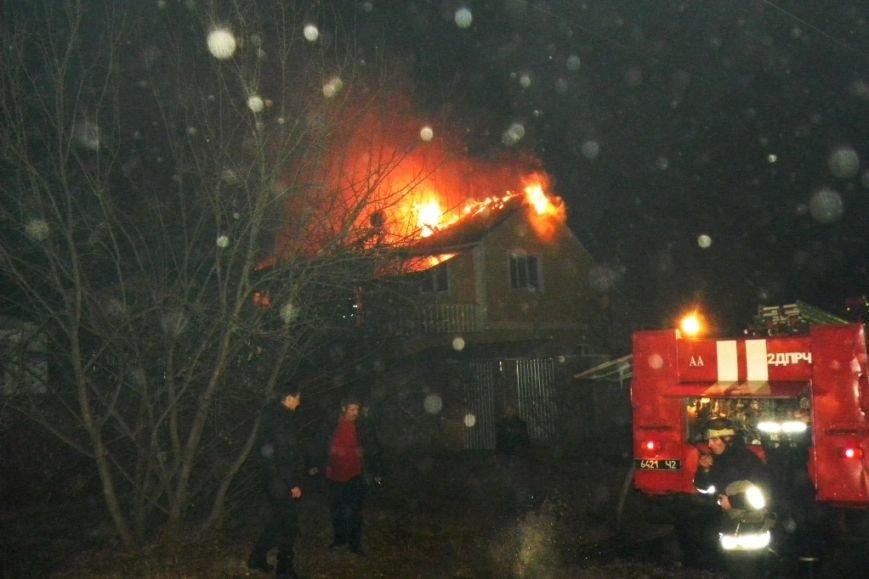 В одном районе Черниговщины за сутки огонь унес жизни трех человек, фото-1