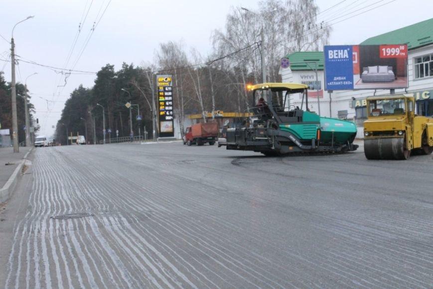 В Чернигове принялись доделывать дорогу возле «ВЕНЫ», фото-10